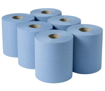 Centrefeed Blue 2ply