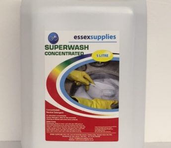 Superwash Concentrated Wash Up  5ltr