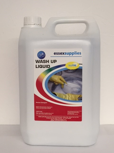 Wash Up Liquid 5ltr