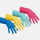 Vileda Rubber gloves