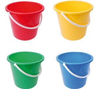 20lt Homeware Household Buckets