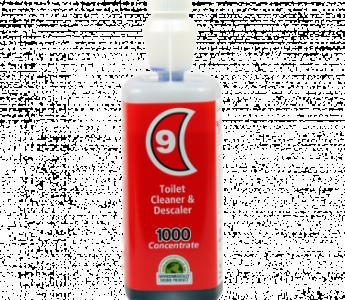 Evolution 1000 No9 Toilet Cleaner & Descaler 1ltr