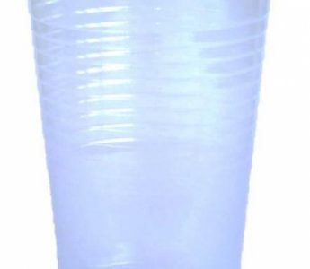 7os tall plastic cup