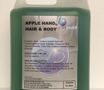 Apple Hair & Body Wash