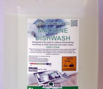 Conc-Machine Dishwash 5ltr & 20ltr