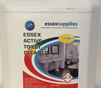 Essex Active Toilet Cleaner 5ltr