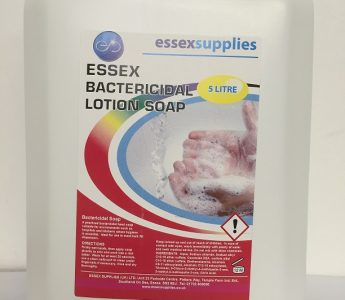 Essex Bactericidal Lotion Soap  5ltr