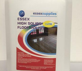 Essex High Solid Floor Polish 5ltr