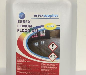 Essex Lemon Floor Gel 5ltr