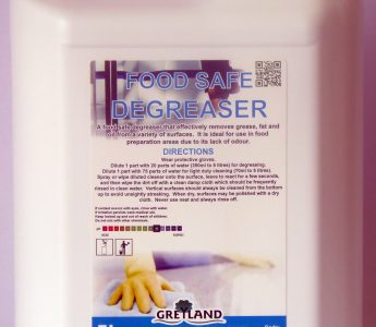Food Safe Degreaser 5ltr