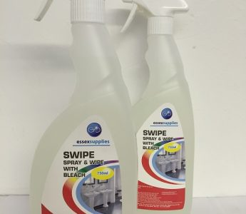 SWIPE - Spray n Wipe with Bleach