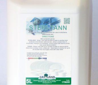 Steri-Tann 5ltr