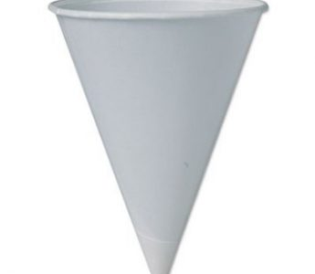 WATER CONE CUP 4OZ