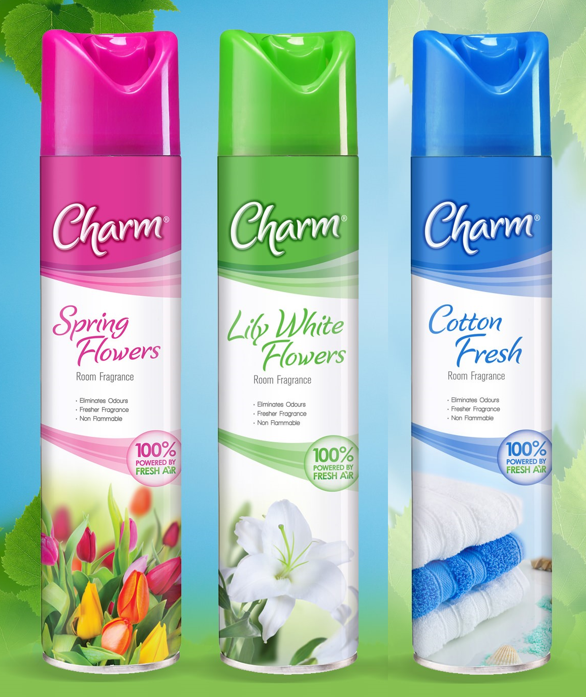 charm room fragrance