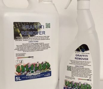 graffiti remover 750ml and 5ltr