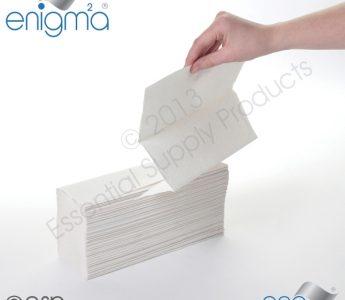 White Z-Fold 2ply HTWM230