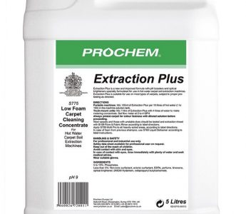 Extraction Plus 5ltr