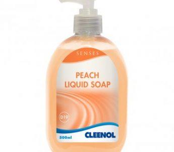 Peach Liquid Soap 500ml