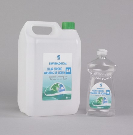Clear Strong Washing Up Liquid group