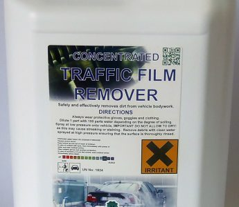 TRF (Traffic film remover ) 1 x 5ltr