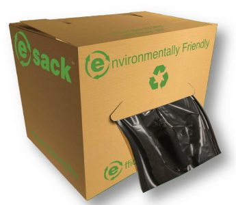 E-SACK-PORTABLE black sack