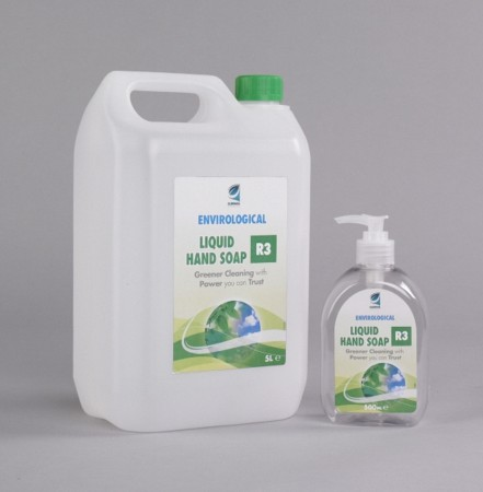 Liquid Hand Soap group