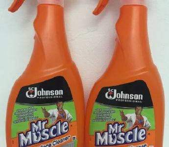 Mr Muscle Multi Surface Cleaner ES