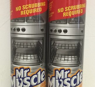 Mr Muscle Oven Cleaner ES