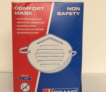 Non Safety Face Masks - Box of 50