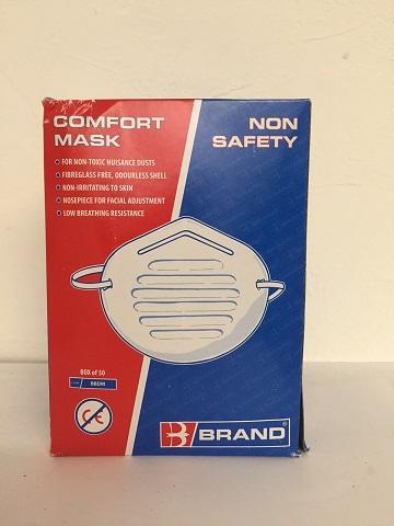 Non Safety Face Masks – Box of 50