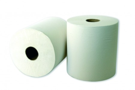 RTW175 laminated Roll Towels for use with dispenser system