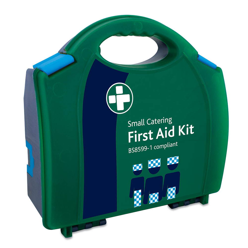 Bs8599 1 Small Catering First Aid Kit Essex Supplies