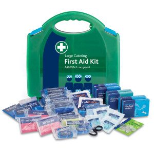 429 Large Catering First Aid Kit in Aura Box