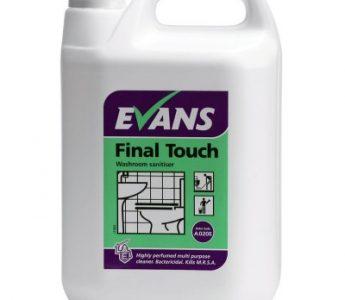 Evans Final Touch 5ltr