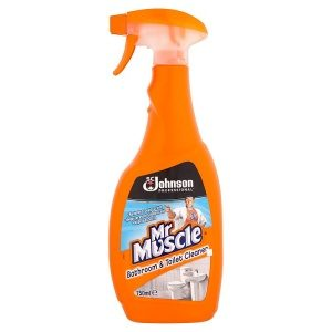 Mr Muscle Bath and Toilet Cleaner 750m