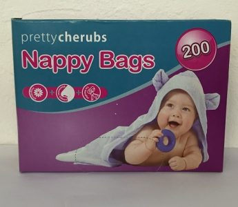 Nappy Bags 1x200