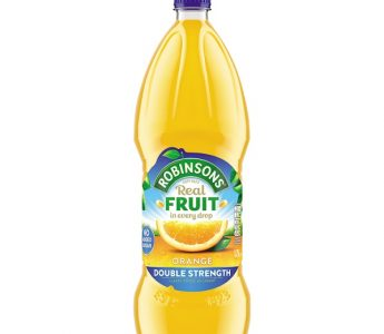 Robinsons Double Strength Orange 1.75ltr