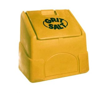 200kg Yellow Salt Bin