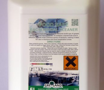 Foodsafe Cleaner & Degreaser 5ltr