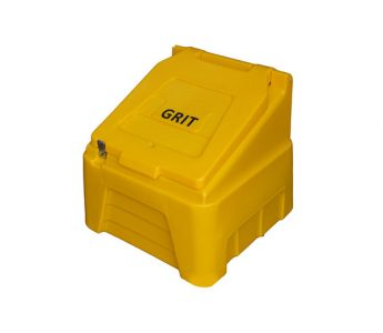 250kg Lockable Premium Salt Bin