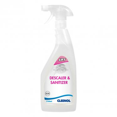 Lift Descaler Sanitizer 6x750ml