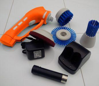Kit 1 – iVo Power Brush Lite User Kit