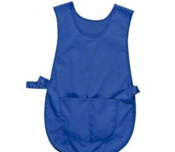 Tabard with front pocket(various colour options)