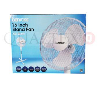 16 Inch Stand Fan 50W