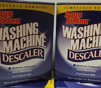 Aqua Softna Washing Machine Descaler 250g