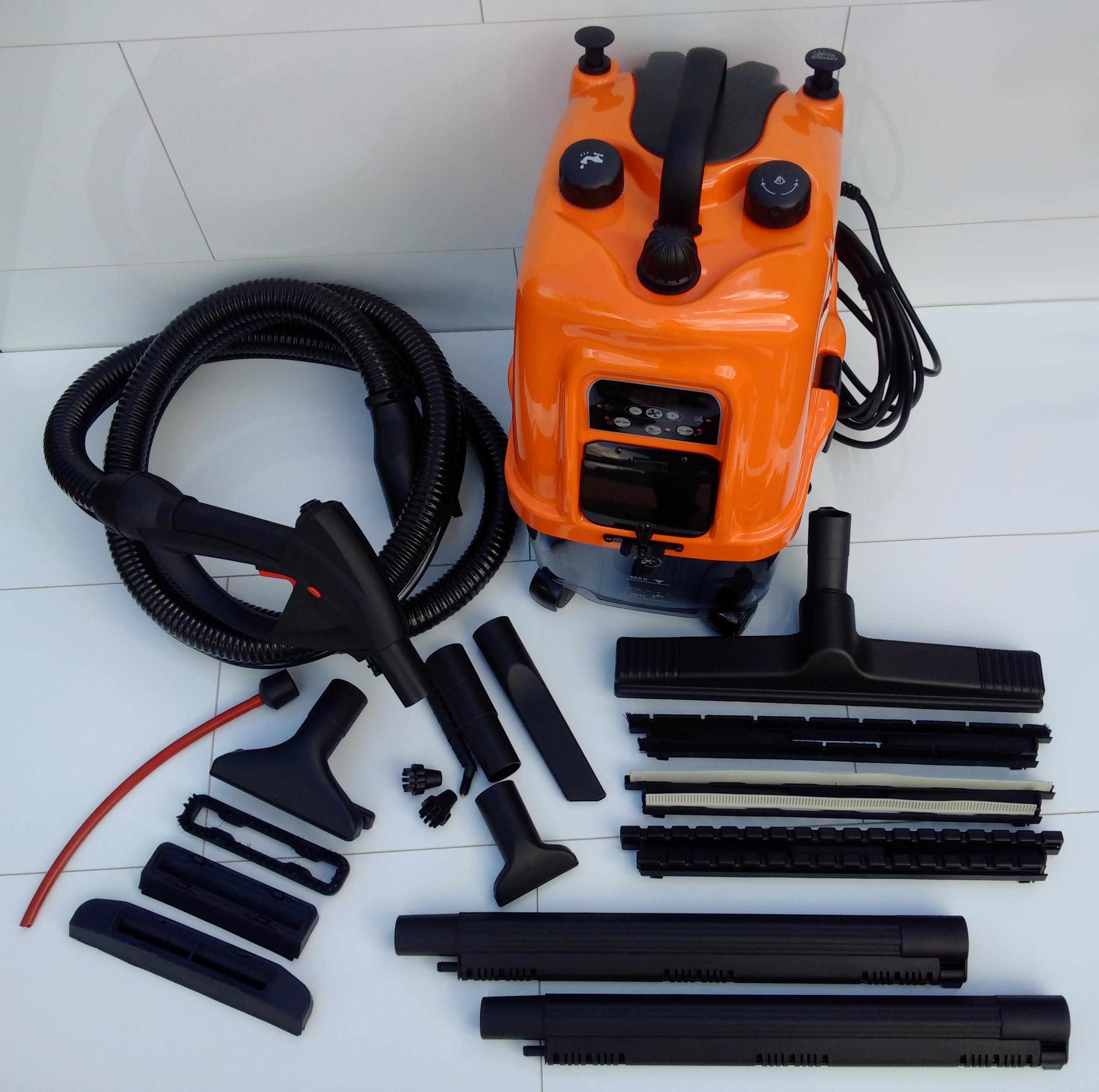 IVo Athena 8 SDV Steam Vacuum Detergent Machine