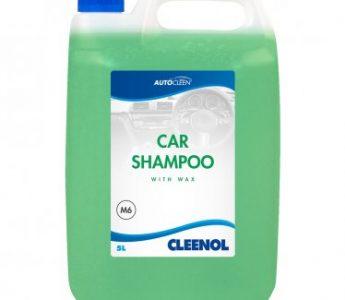 Autocleen Car Shampoo with wax 5l