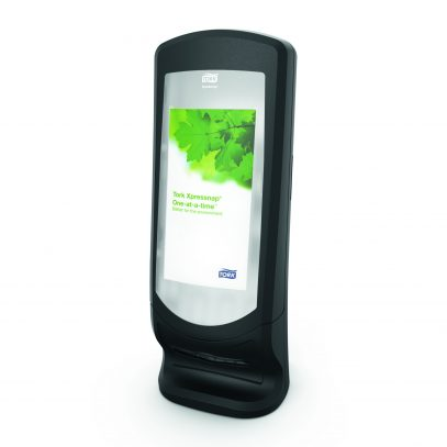 272211-Xpressnap black stand dispenser
