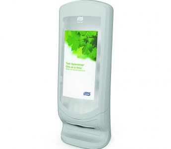 Xpressnap Stand dispener White