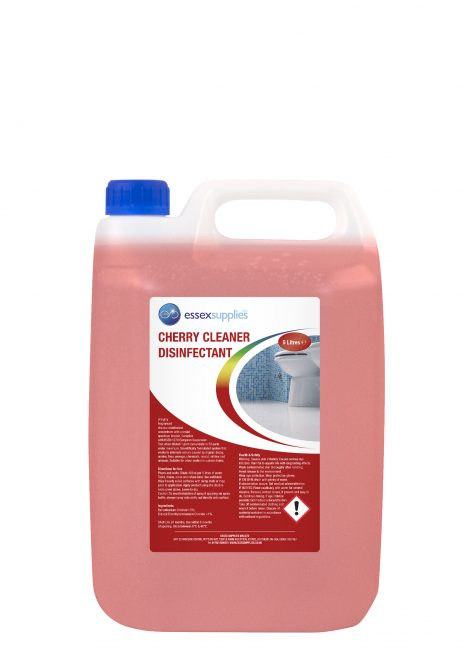 Essex Supplies Cherry Cleaner Disinfectant 5L (003)
